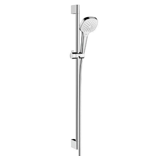 Душевой набор Hansgrohe Croma Select E Vario (белый/хром) 26592400