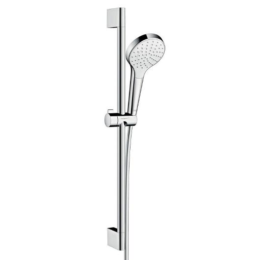 Душевой набор Hansgrohe Croma Select S 1jet (белый/хром) 26564400