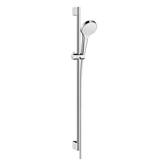 Душевой набор Hansgrohe Croma Select S 1jet (белый/хром) 26574400
