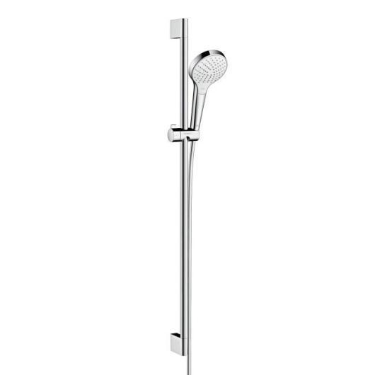 Душевой набор Hansgrohe Croma Select S Vario (белый/хром) 26572400