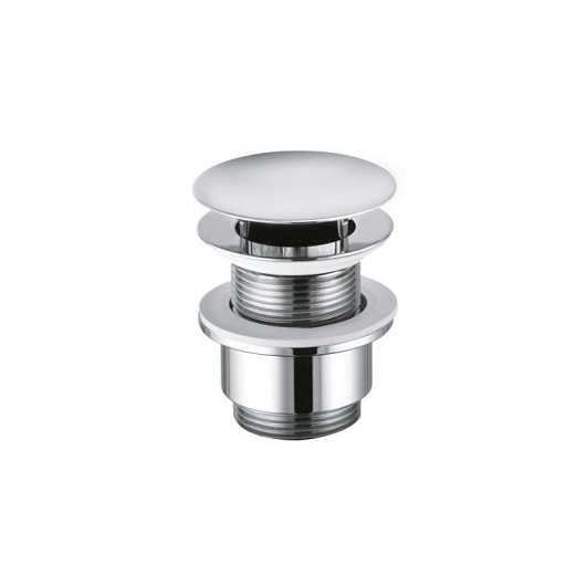 Донный клапан Kludi E2 Plus 1042805-00 (для раковин без перелива)