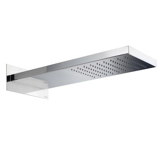 Верхний душ Bossini Manhattan I00575 CR (200х500 мм) хром глянцевый