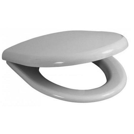 Сиденье с крышкой с механизмом плавное закрывание для унитаза Jika Era 8915300000001 (9153.0)