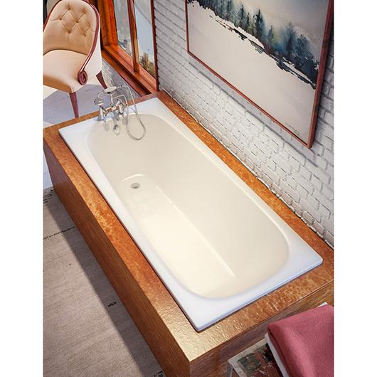 Ванна Bette Form 3800-000 AD (1800х80 мм) шумоизоляция