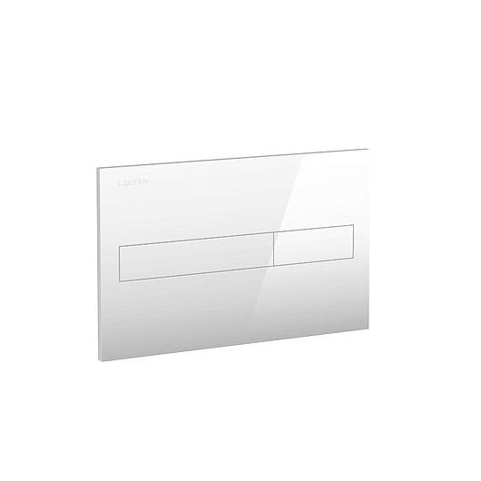 Смывная клавиша Laufen LIS 9566.1 (8.9566.1.000.000.1, белая)