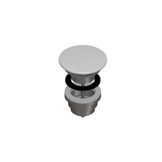 Незапираемый донный клапан Laufen 9818.8 (8.9818.8.000.000.1) белый