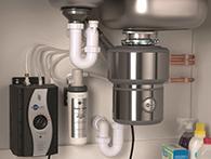 Оборудование и аксессуары для кухонных моек