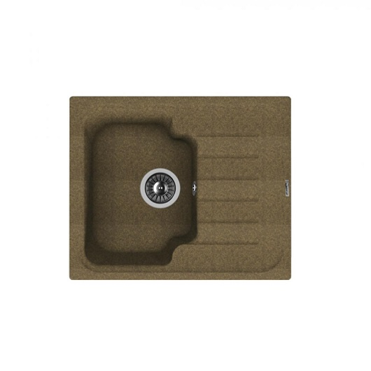 Мойка Florentina Таис-615 коричневый (20.235.A0615.105), 615х510мм