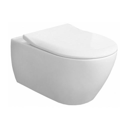 Чаша подвесного унитаза Villeroy & Boch Subway 2.0  5600 10 R1 (560010R1) CeramicPlus