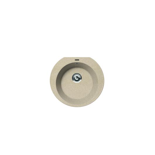 Мойка Florentina Эльба песочный (20.145.C0555.107), 555х510мм