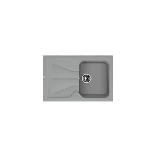 Мойка Florentina Гаттинара-780 грей (20.255.B0780.305), 780х510мм