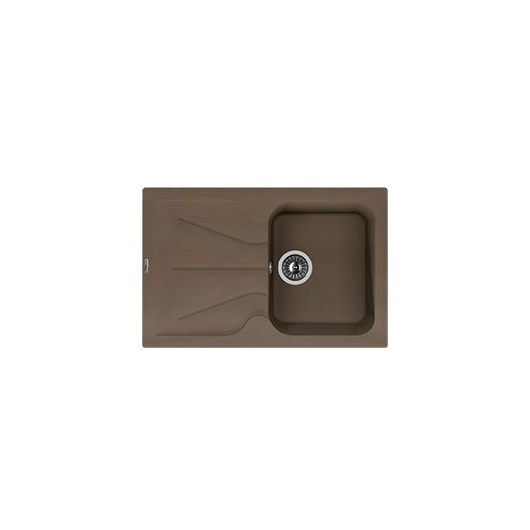 Мойка Florentina Гаттинара-780 коричневый (20.255.B0780.105), 780х510мм