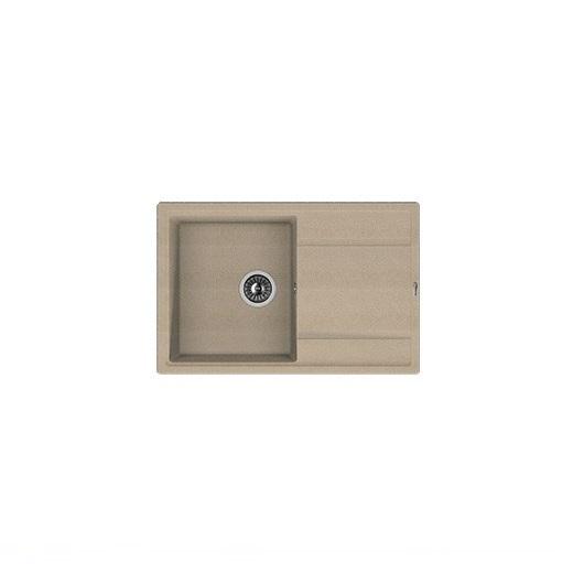 Мойка Florentina Липси-780 песочный (20.270.С0780.107), 780х510мм