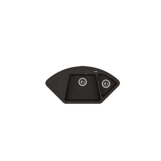 Мойка Florentina Веста черный (20.285.E1005.102), 1006х510мм