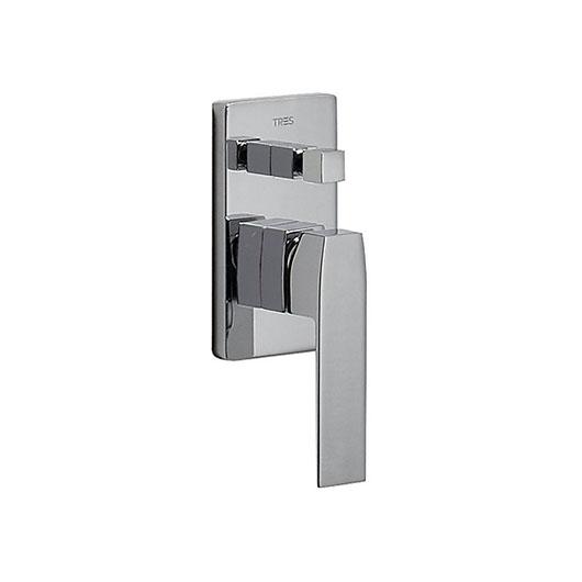 Смеситель для ванны TRES Slim Exclusive 20218001 (хром глянцевый)