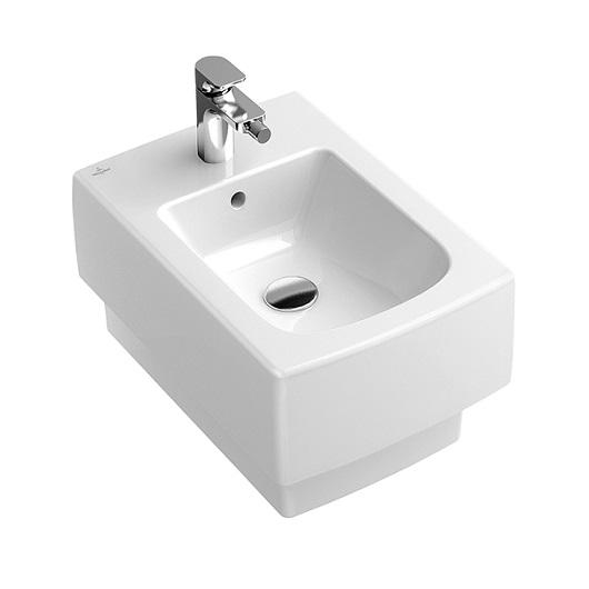 Биде подвесное Villeroy & Boch Memento 5428 00 R1 (542800R1) CeramicPlus