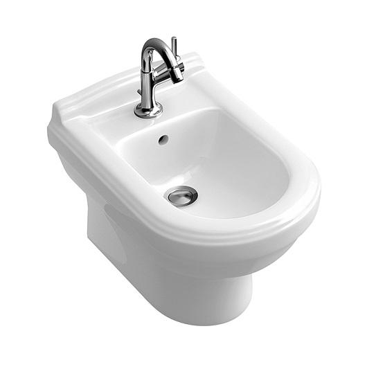 Биде подвесное Villeroy & Boch Hommage 7441 B0 R1 (7441B0R1) CeramicPlus