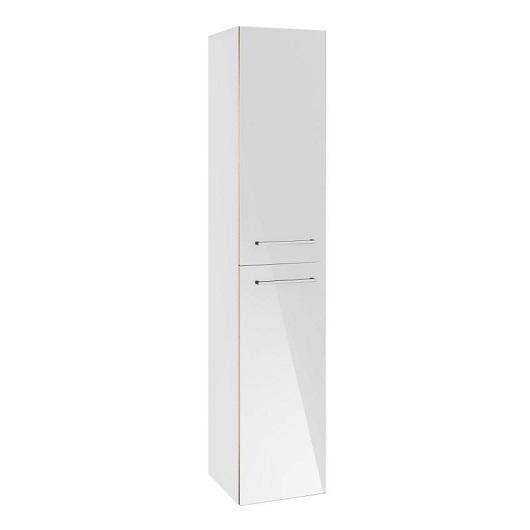Шкаф-пенал Villeroy & Boch Avento A894 01 B4 (A89401B4) Crystal White, петли справа (350x1760x370 мм)