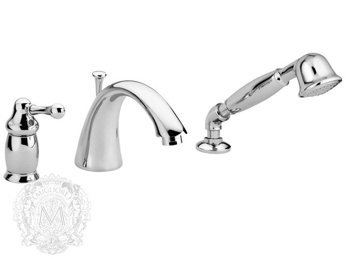 Смеситель для ванны Migliore Maya ML.MAY-8950.CR (хром)