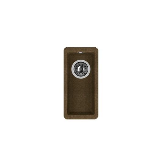 Мойка Florentina Вега 160 коричневый (22.300.00160.105), 200х420мм