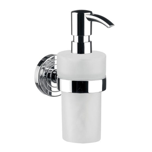 Дозатор жидкого мыла настенный Emco Polo 0721 001 02 (072100102)