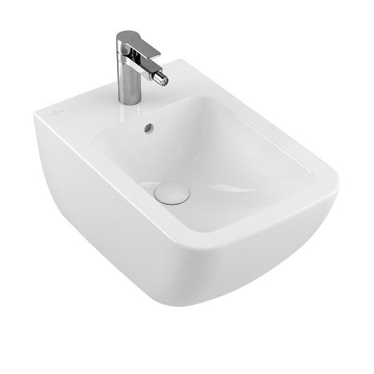 Биде подвесное Villeroy & Boch Legato 5462 00 R1 (546200R1) CeramicPlus