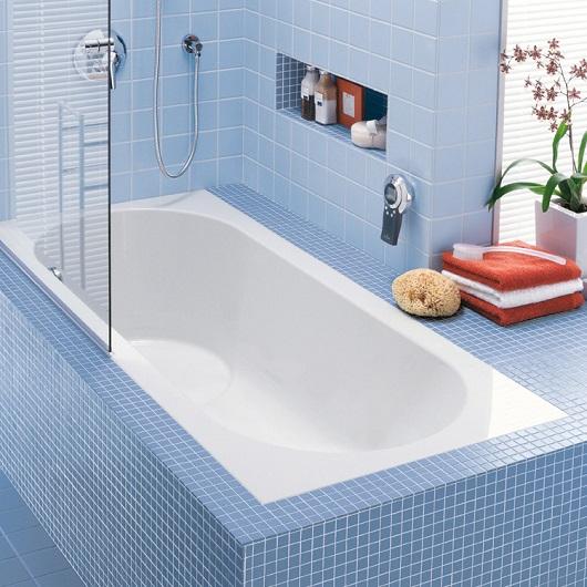 Ванна квариловая Villeroy & Boch Libra 170х75 UBQ170LIB2V-01 (белый Alpin)