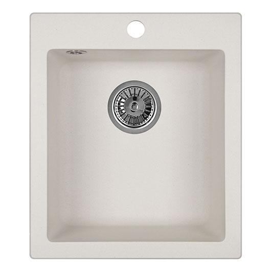 Кухонная мойка Granula GR-4201 Арктик (415х490 мм)