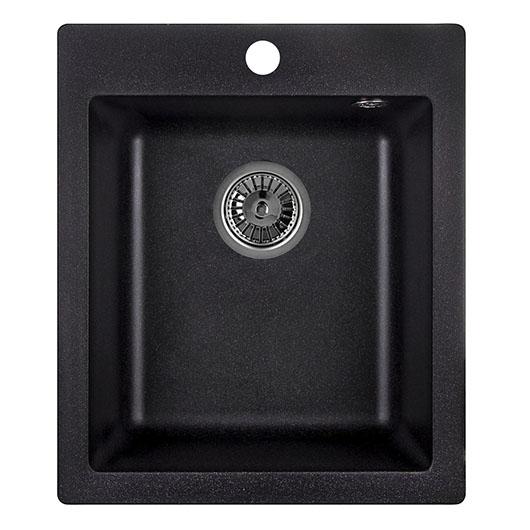 Кухонная мойка Granula GR-4201 Черный (415х490 мм)