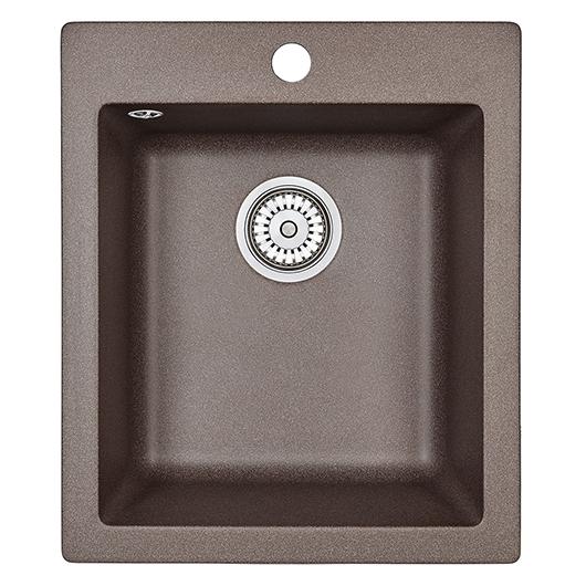 Кухонная мойка Granula GR-4201 Эспрессо (415х490 мм)