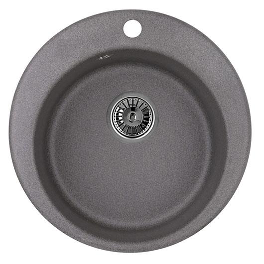 Кухонная мойка Granula GR-4801 Графит (475 мм)