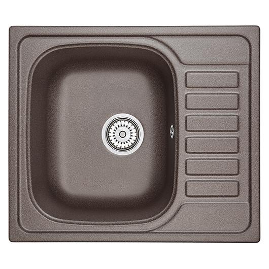 Кухонная мойка Granula GR-5801 Эспрессо (575х495 мм)