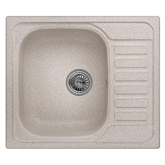 Кухонная мойка Granula GR-5801 Классик (575х495 мм)