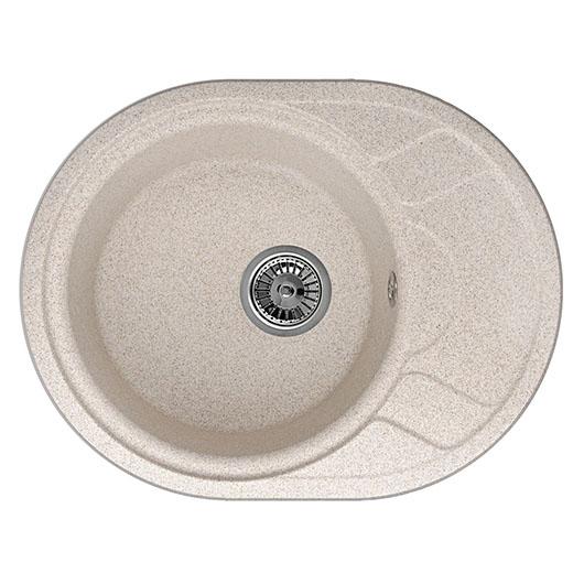 Кухонная мойка Granula GR-5802 Классик (575×445 мм)