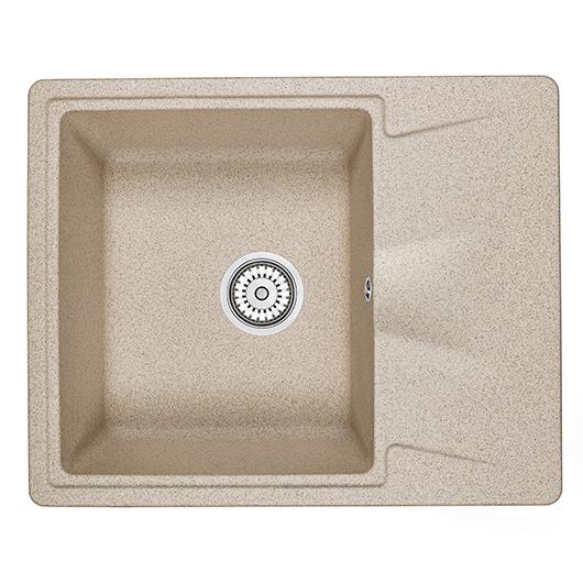 Кухонная мойка Granula GR-6201 Классик (620х500 мм)