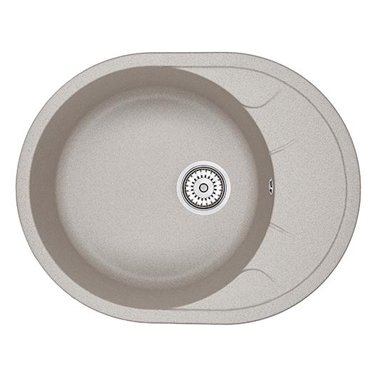 Кухонная мойка Granula GR-6301 Антик (630х500 мм)