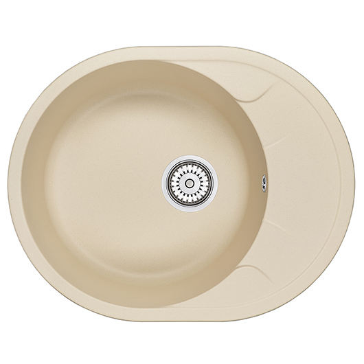 Кухонная мойка Granula GR-6301 Брют (630х500 мм)