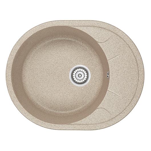 Кухонная мойка Granula GR-6301 Классик (630х500 мм)