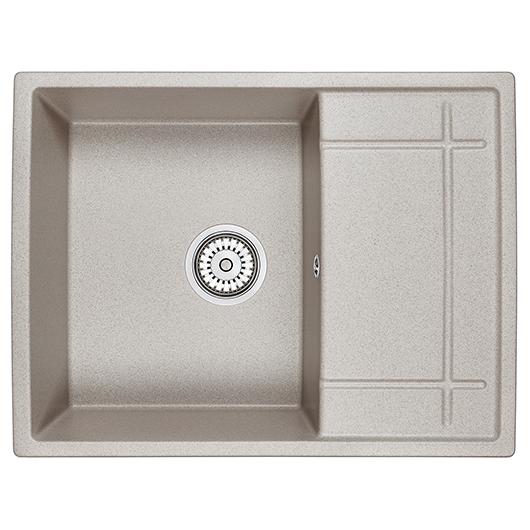 Кухонная мойка Granula GR-6501 Антик (650х500 мм)
