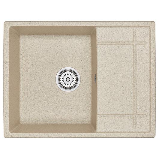 Кухонная мойка Granula GR-6501 Классик (650х500 мм)