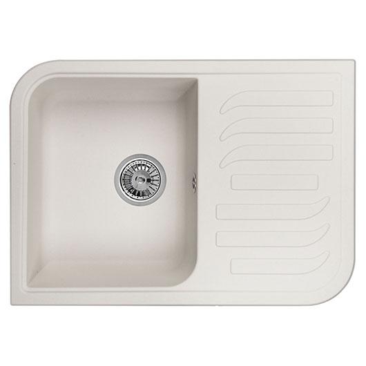 Кухонная мойка Granula GR-7001 Арктик (695х495 мм)