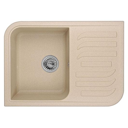 Кухонная мойка Granula GR-7001 Песок (695х495 мм)