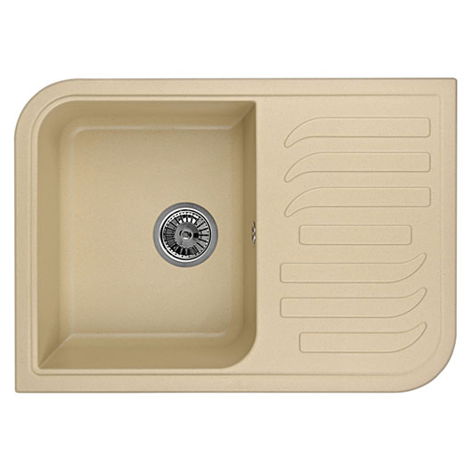 Кухонная мойка Granula GR-7001 Брют (695х495 мм)