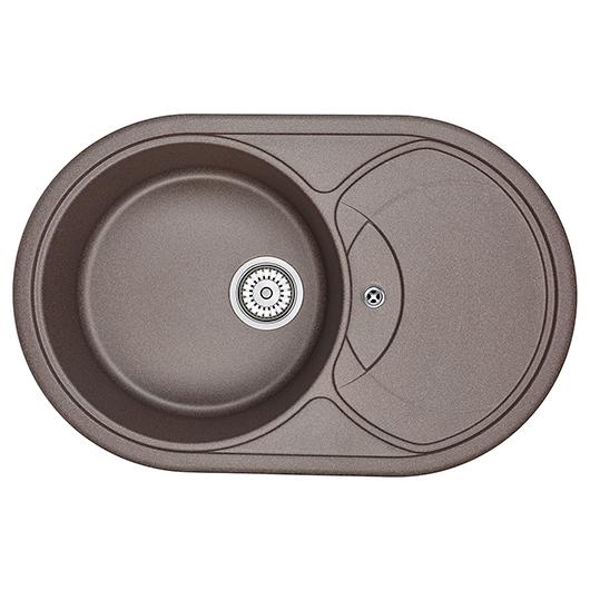Кухонная мойка Granula GR-7801 Эспрессо (775х495 мм)