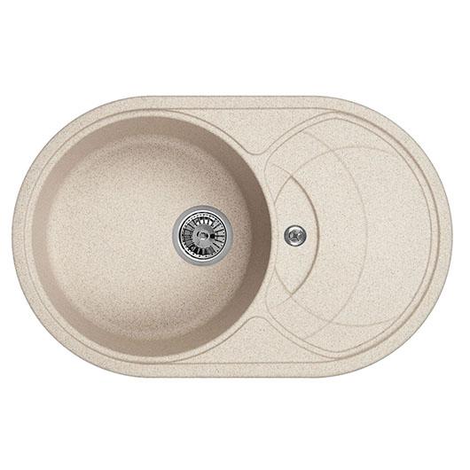 Кухонная мойка Granula GR-7801 Классик (775х495 мм)