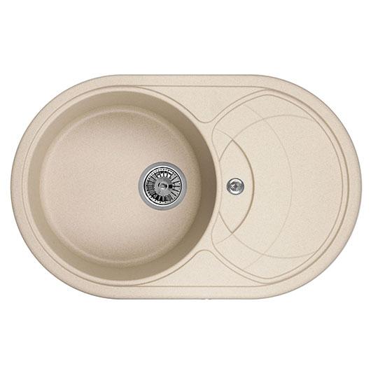 Кухонная мойка Granula GR-7801 Песок (775х495 мм)
