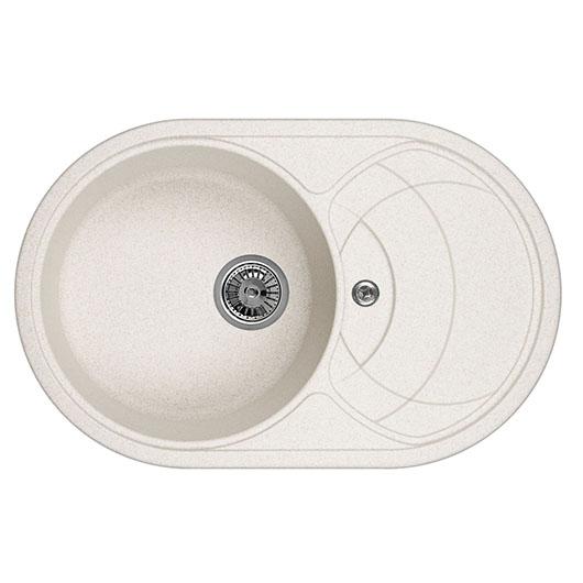 Кухонная мойка Granula GR-7801 Пирит (775х495 мм)