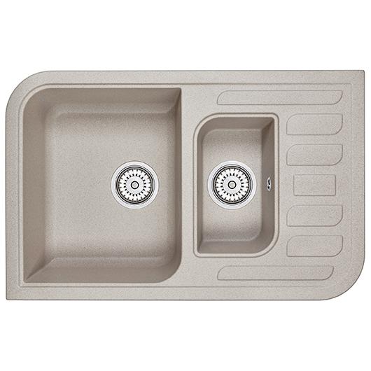 Кухонная мойка Granula GR-7803 Антик (780х500 мм)