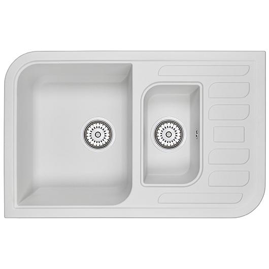 Кухонная мойка Granula GR-7803 Арктик (780х500 мм)