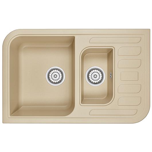Кухонная мойка Granula GR-7803 Брют (780х500 мм)